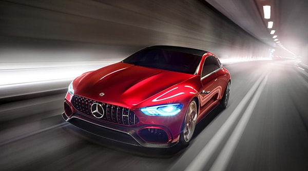 Mercedes-AMG GT Concept