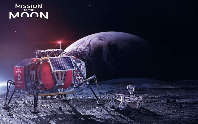 Το 2019 η Σελήνη θα αποκτήσει το πρώτο της 4G δίκτυο