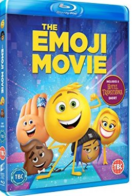 The Emoji Movie 2017 English 480p BRRip 300MB
