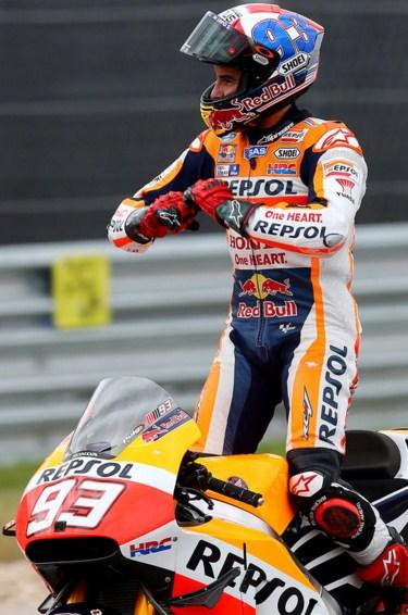 Marquez: Jerez Akan Jadi Balapan Kunci Dominasi Honda