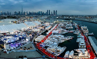 Ucina, collettiva di aziende al Dubai International Boat Show