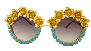 The Crystal Cult Sunnies Eyewear Sunglasses