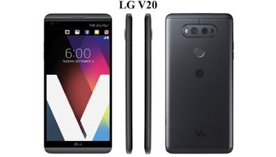 Harga LG V20 H990DS, Spesifikasi LG V20 H990DS, Review LG V20 H990DS