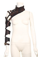 Steampunk Accessories for men and women. Steampunk Arm Wrap/Shoulder Harness