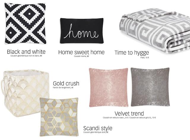 nouvelle gamme, minimalux, primark, mode, fashion, déco, prix doux, katy's eats, katy's family