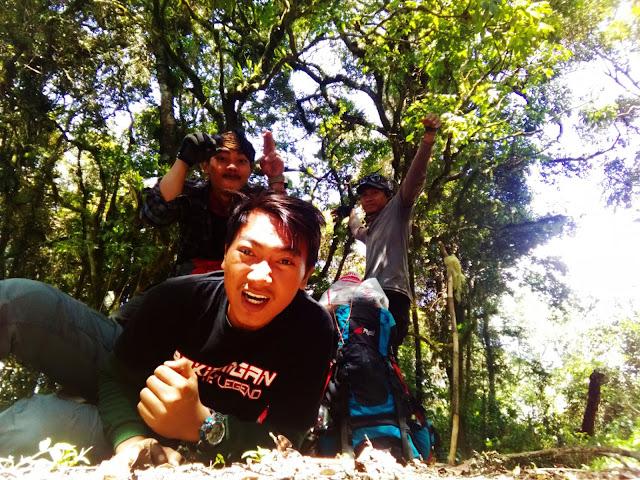 Pendakian Gunung Slamet via Kaliwadas