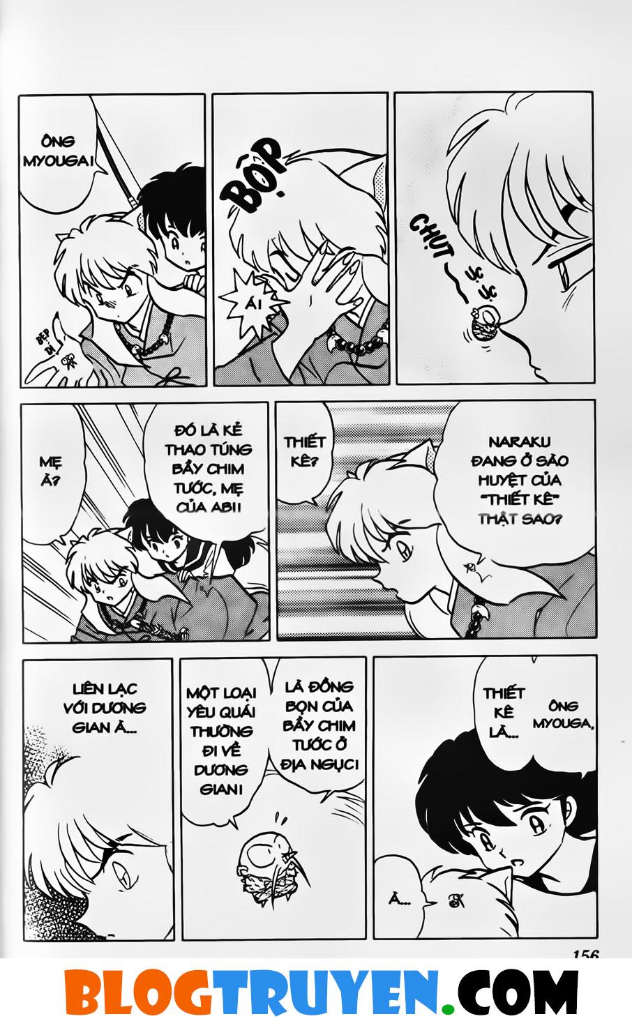 Inuyasha vol 32.9 trang 9