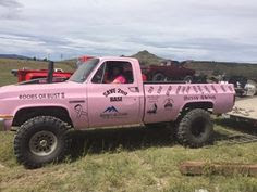 SS Chevy 3/4 Ton 496 Mudding Truck For Sale