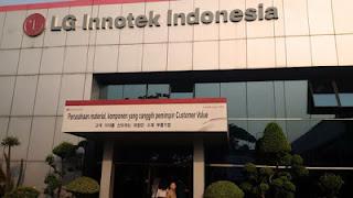 Lowongan Kerja SMK/SMA PT. LG Innotek Indonesia Cikarang