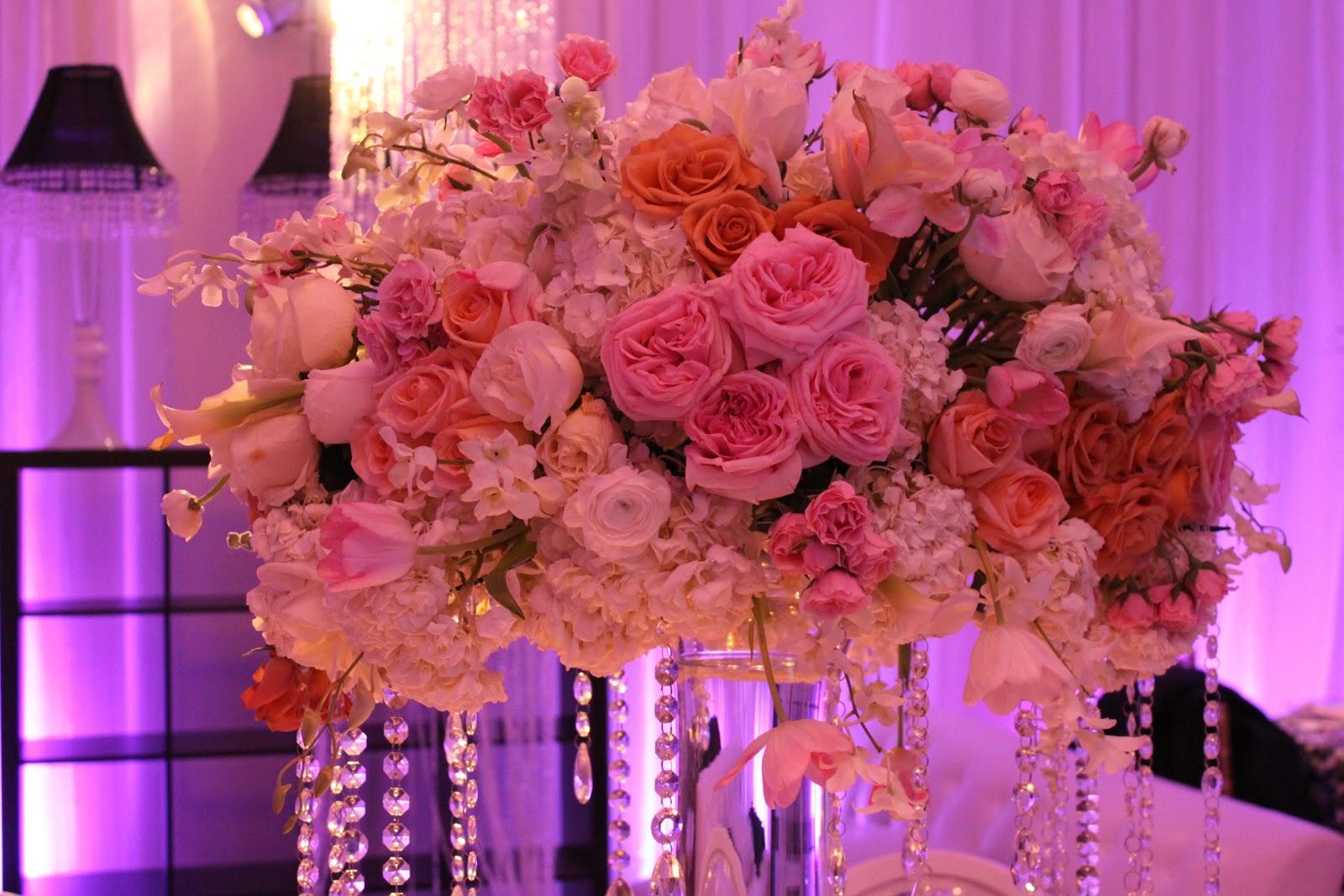 Wedding Centerpieces And Decor