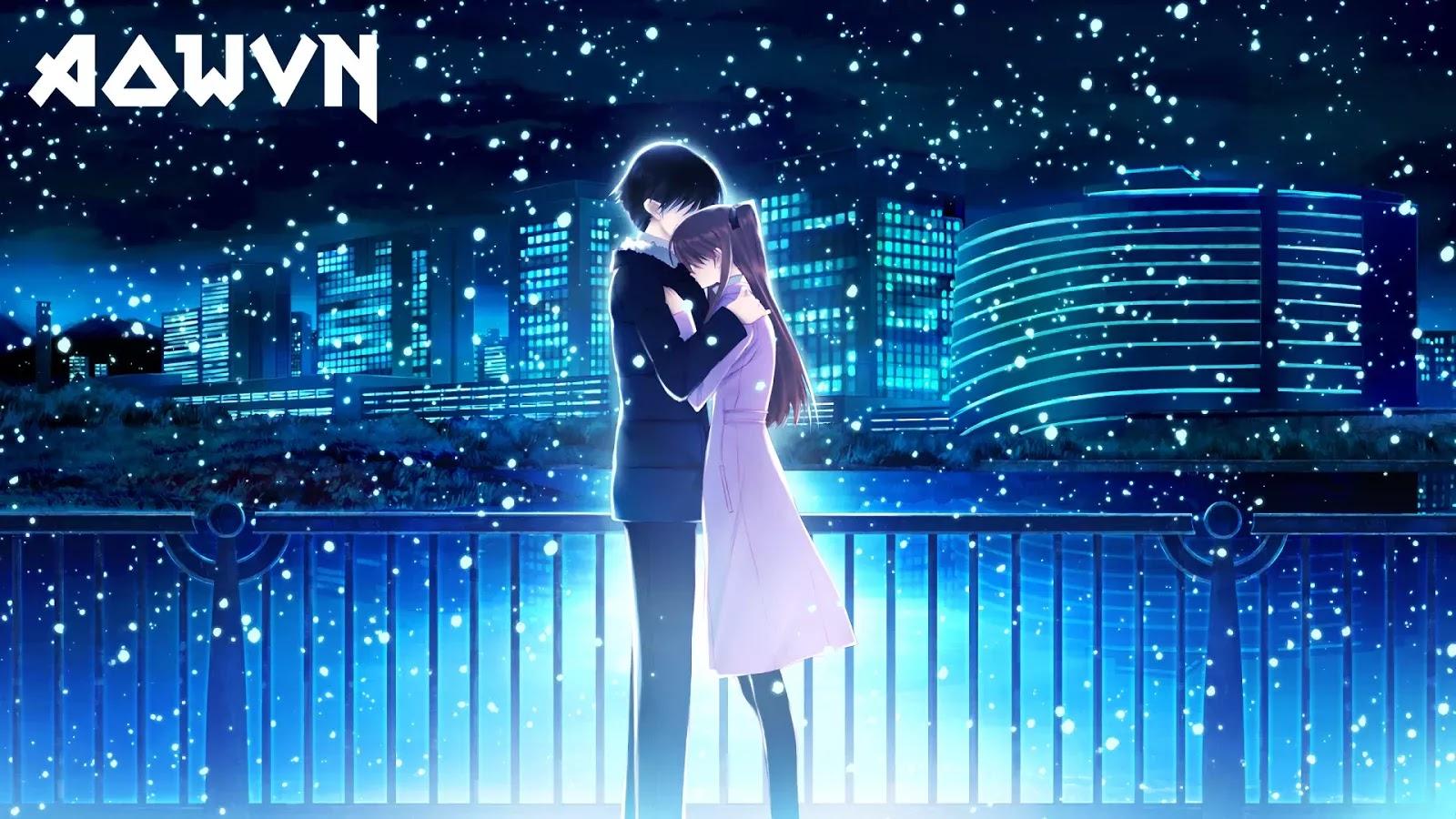 AowVN%2B%25281%2529 - [ Anime 3gp Mp4 ] White Album Season 1 + Season 2 + Special | Vietsub
