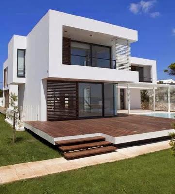 rumah minimalis: desain rumah minimalis lebih dari sekedar