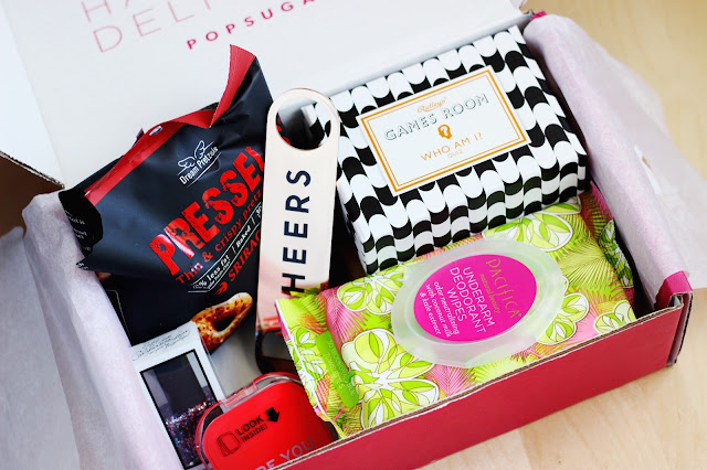 POPSUGAR #MustHaveBox June 2016