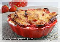 http://gourmandesansgluten.blogspot.fr/2014/05/tarte-aux-fraises-legere-aux-amandes.html