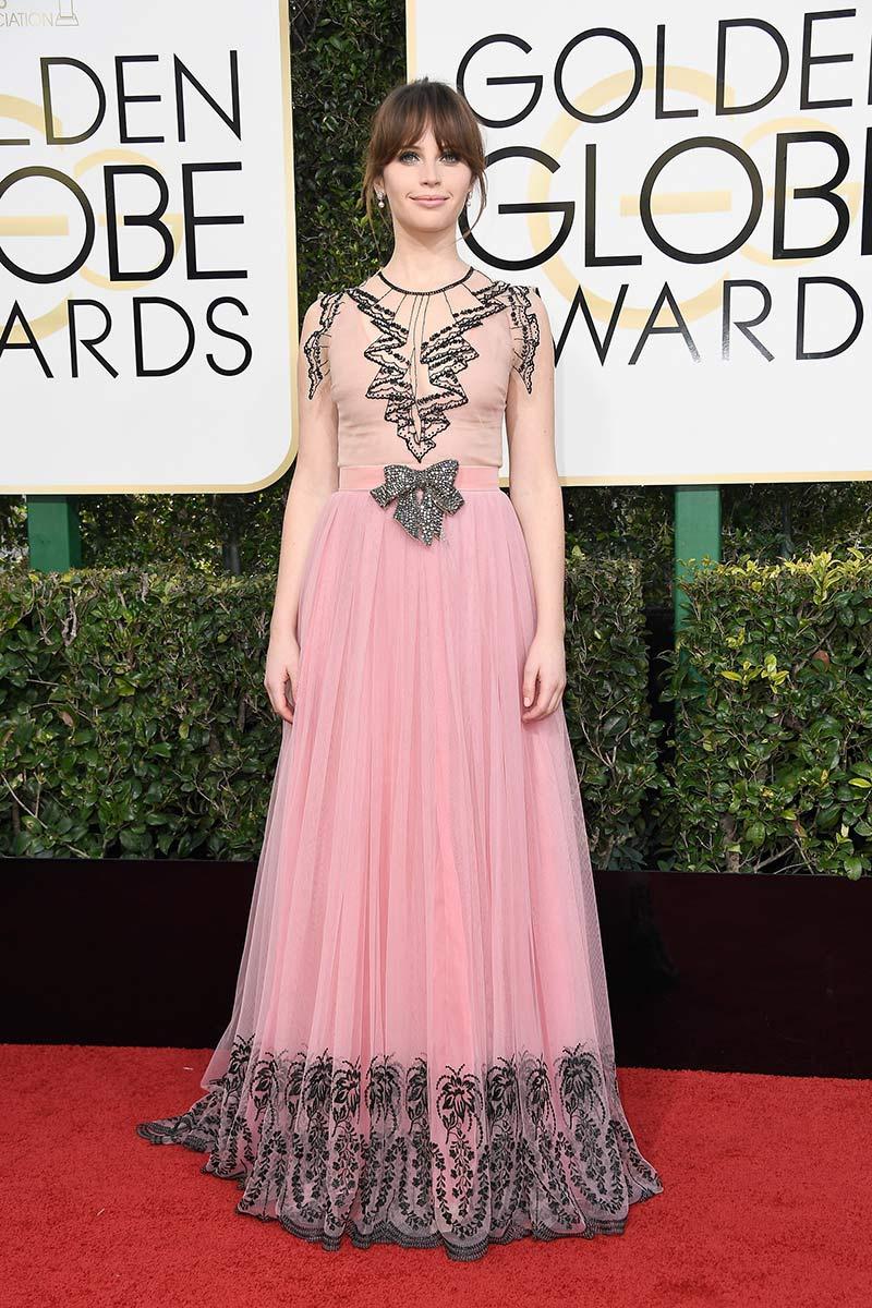 Las peores y mejores vestidas de los Golden Globes 2016 - FreshNoa