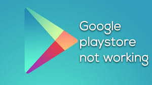 How to fix Google play store not working?