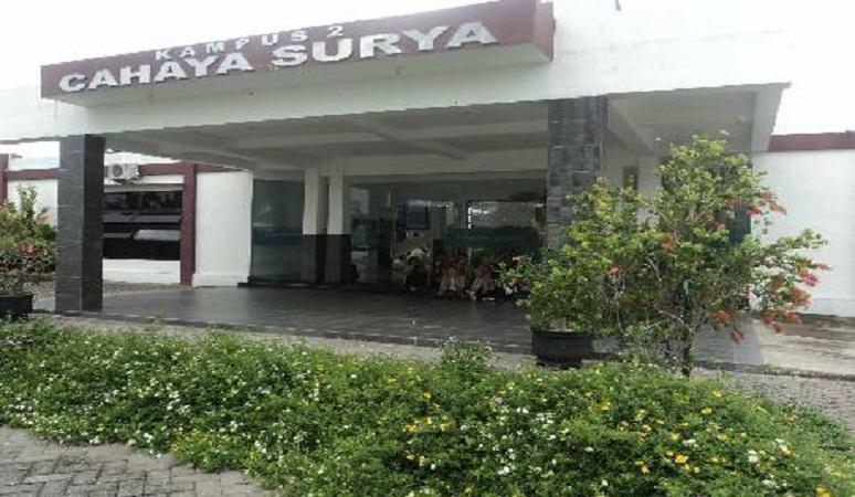 PENERIMAAN MAHASISWA BARU (STTCSK) 2017-2018 SEKOLAH TINGGI TEKNOLOGI CAHAYA SURYA KEDIRI