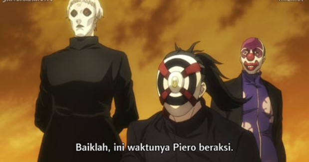 Tokyo Ghoul:re Season 2 Episode 6 Subtitle Indonesia