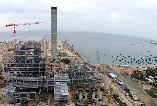 Dự án xây dựng ở Bình Thuận
