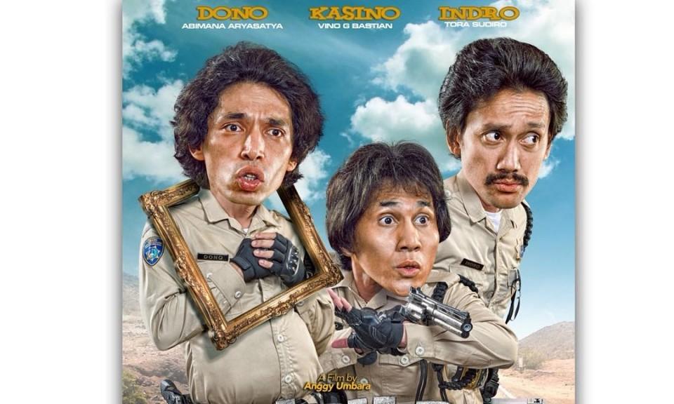 15 Film Komedi Indonesia Terbaik Bikin Anda Ngakak Terus