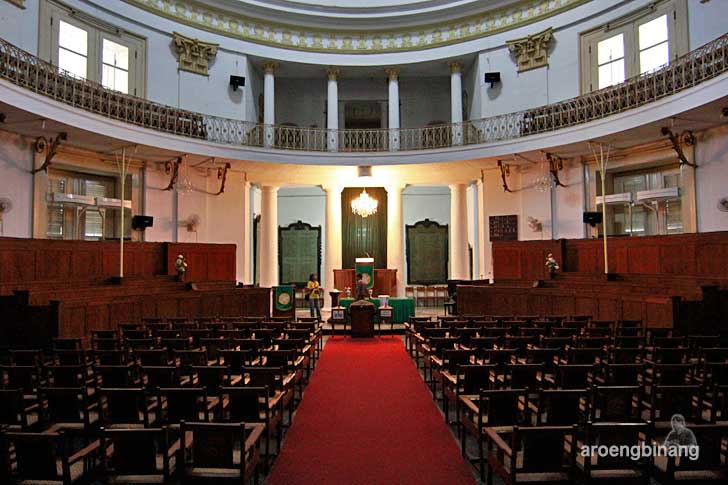 orgel gereja immanuel jakarta pusat