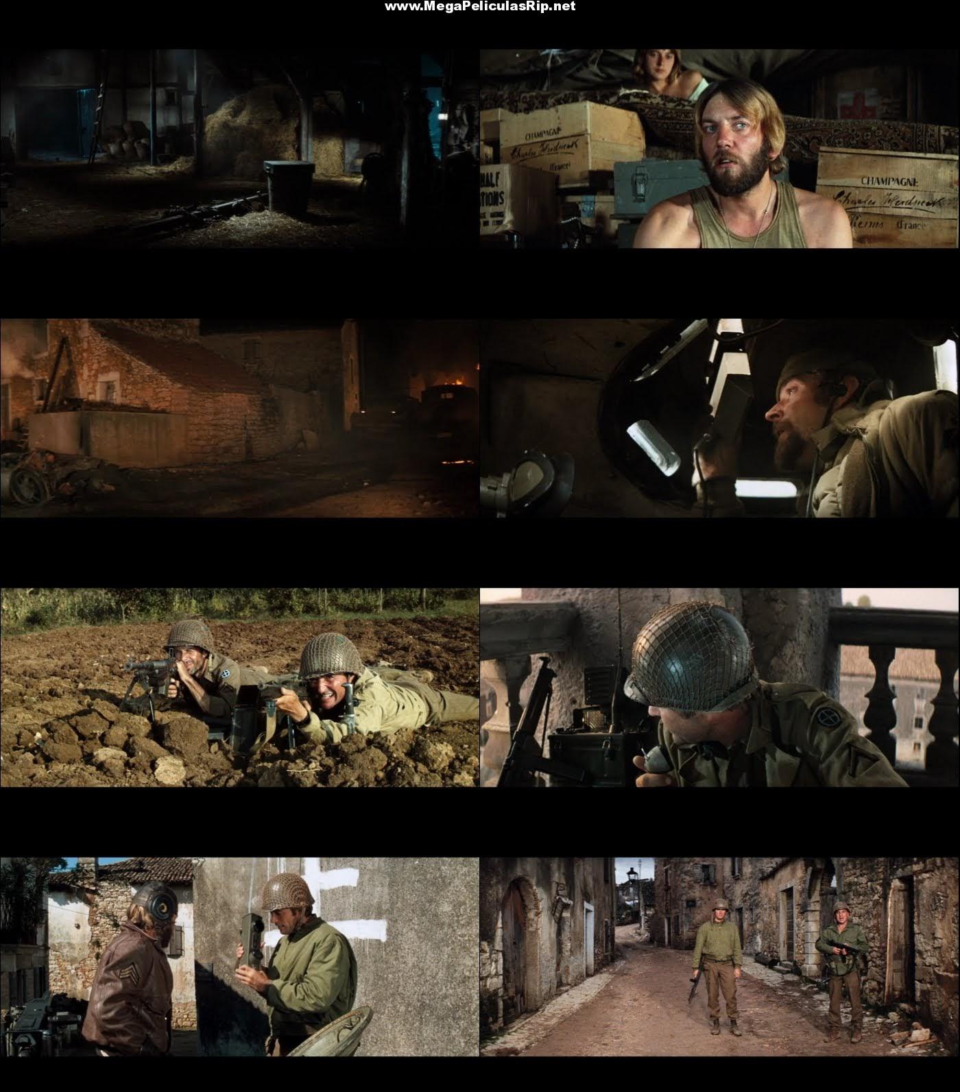 El botin de los valientes 1080p Latino