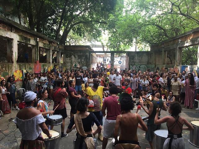 N-1 Edições participa da programação cultural do Cozinha 9 de Julho apresentando cordel do escritor Juliano Pessanha