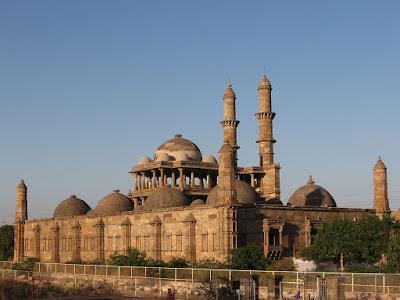 Jama Masjid, Champaner Pavagadh Archaeological Park