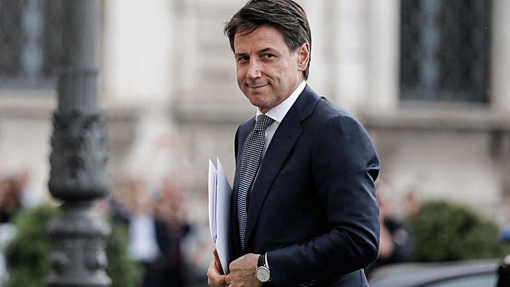 Conte destacó la responsabilidad de los italianos en la salida gradual de la cuarentena