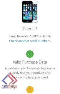 Tips membeli iphone / ipad bekas