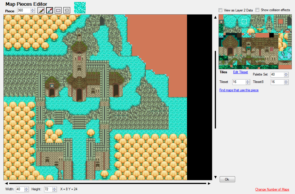 Subway Map Tileset Rpgmaker.Secret Of Mana Ancient Cave Ideas For Next Map Types