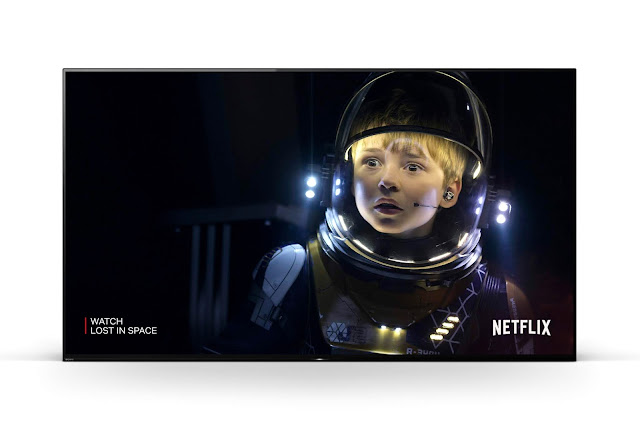 Netflix Calibrated Mode on Sony Master Series TVs