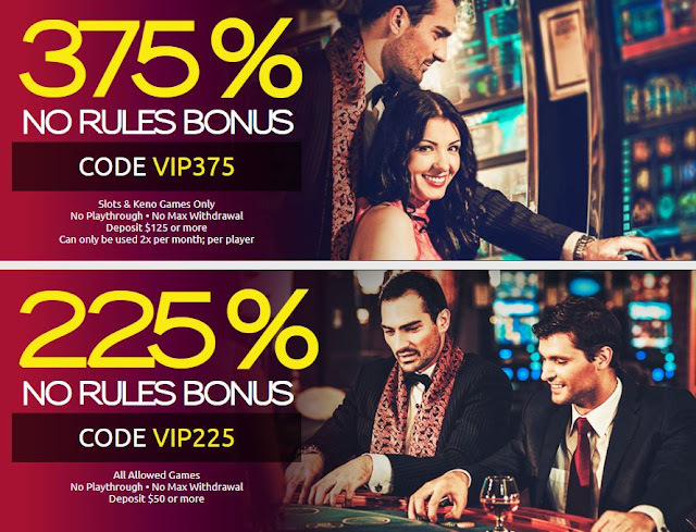 Club Player casino player promotions