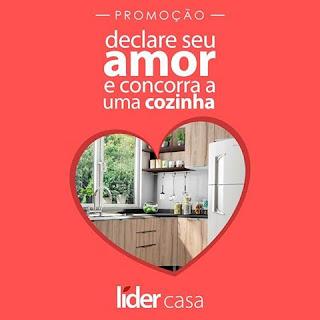 Promoção Declare seu Amor e Concorra Uma Cozinha