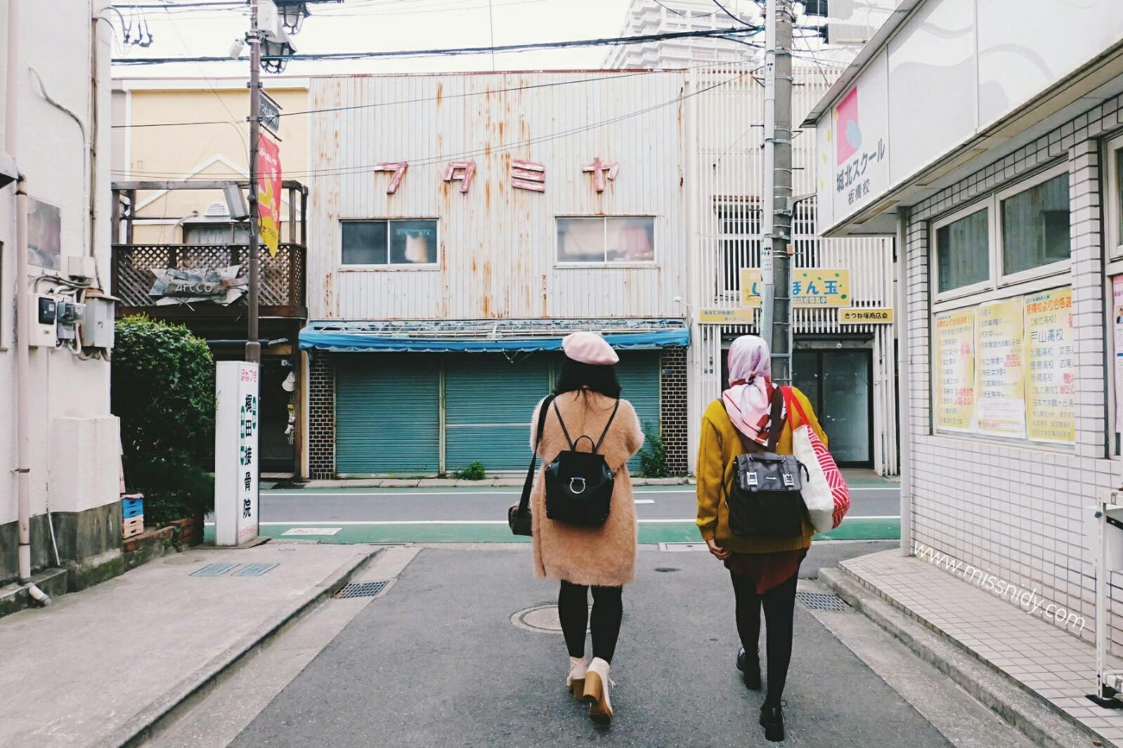 itinerary travelling ke jepang