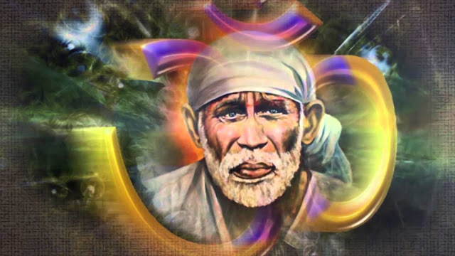 Best Lord Sai Baba Om  Wallpaper