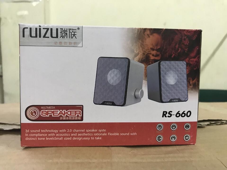 90k - Loa vi tính Ruizu RS660 giá sỉ và lẻ rẻ nhất