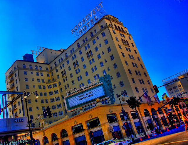 Hollywood Roosevelt em Los Angeles