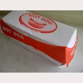 Kardus-Hotdog