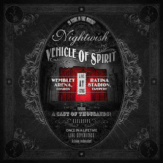 """Η live εκτέλεση του τραγουδιού των Nightwish """"Shudder Before The Beautiful"""" από τον δίσκο """"Vehicle of Spirit"""""""