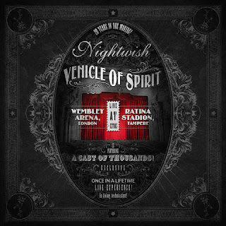 """Ο δίσκος των Nightwish """"Vehicle of Spirit"""""""