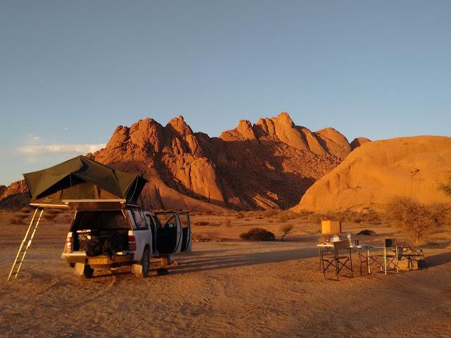 viaggio Namibia