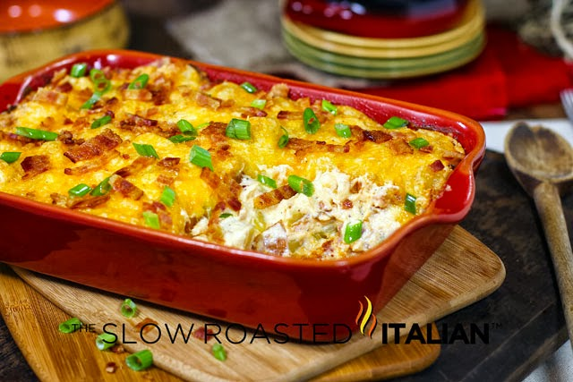 http://www.theslowroasteditalian.com/2013/09/fully-loaded-extreme-cheesy-potato-casserole-recipe.html