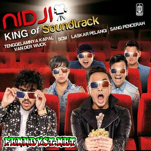 Nidji - King of Soundtrack (2014) Album cover