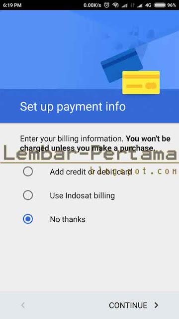 Cara Membuat Email Baru Dan Akun Google Lewat Hp Android