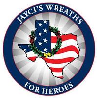 Jayci's Wreaths for Heroes Logo, Wreaths for Heroes Logo, Wreaths Across America