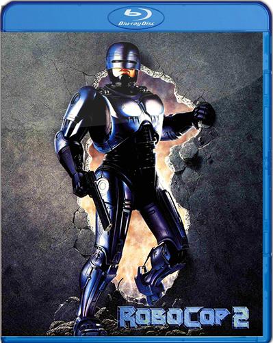 RoboCop 2 [1990] [BD25] [Latino]
