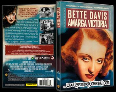 Amarga Victoria [1939] - Cover, dvd, caratula