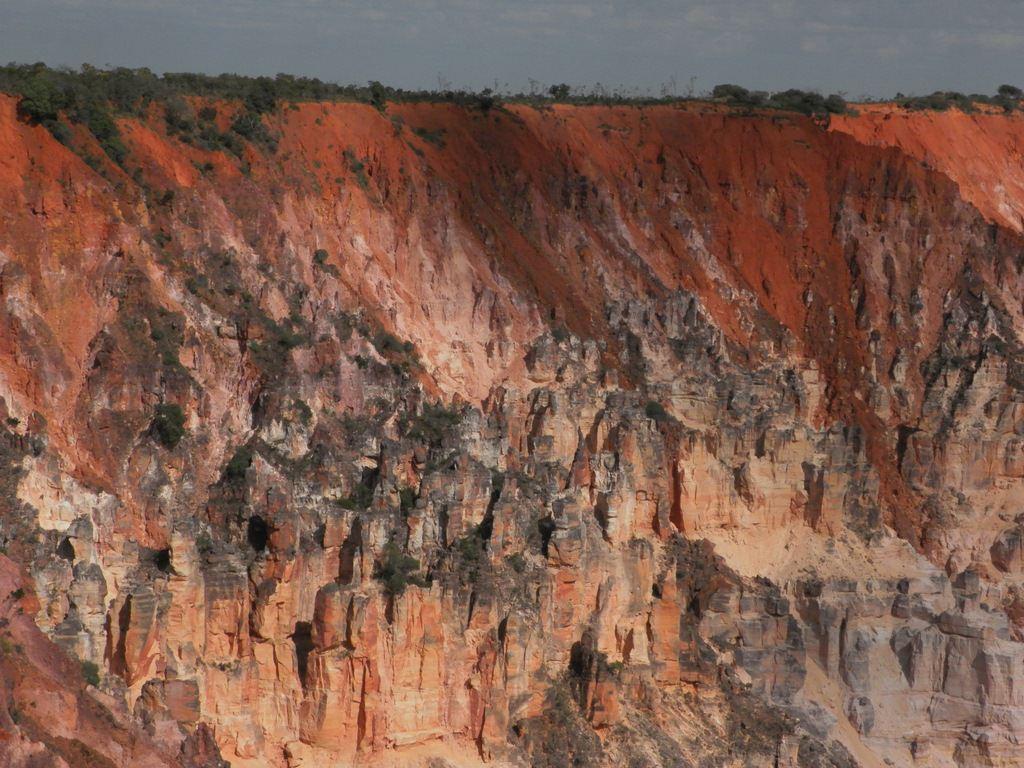 Trilha da Serra do Espírito Santo - Jalapão