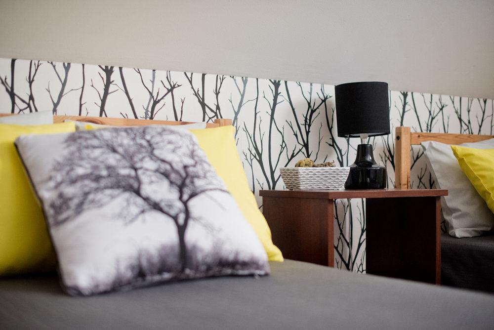Łóżko, pokój w Beskid Niski, noclegi
